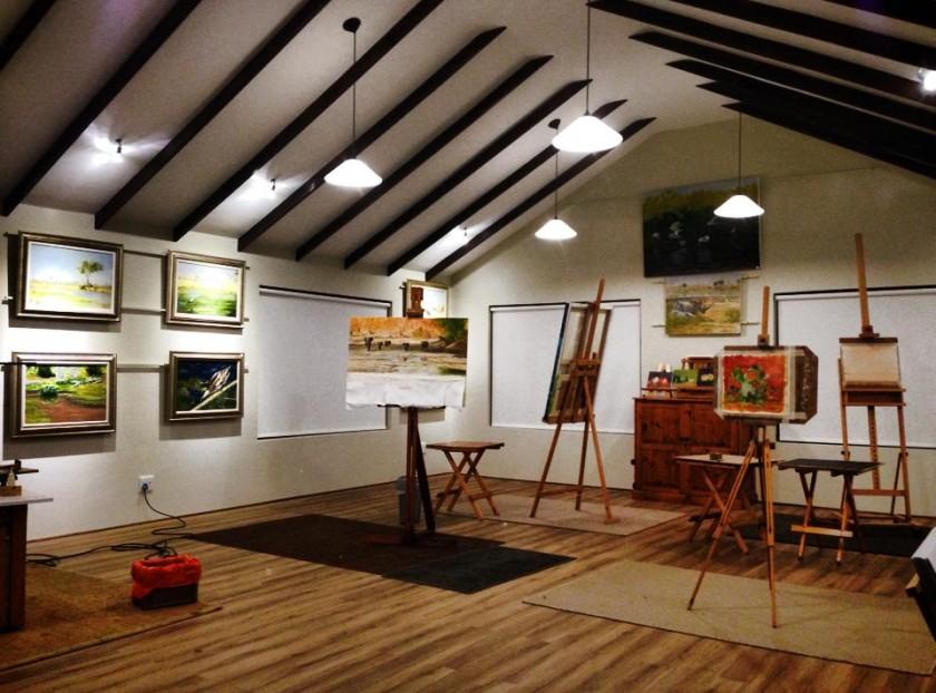 Gallery and Studio