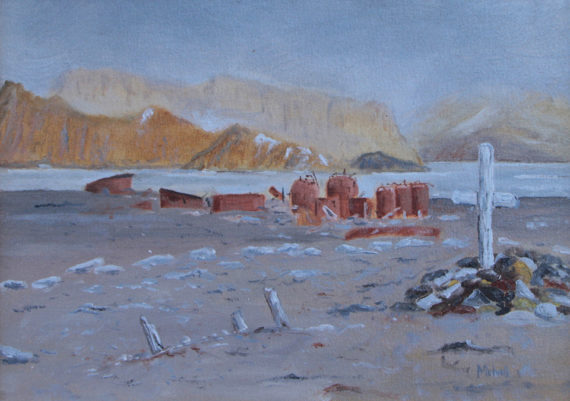 Deception Island (Plein Air)